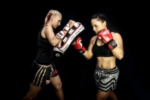 Boxing at Brisbane Fitness Empire