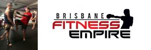 brisbane fitness logo and image